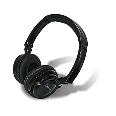 Technical Pro Wireless Headphones With Bluetooth Compatibility, Black