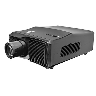 Pyle® PRJLE44 100in. Viewing Screen HD LED Widescreen Projector With Speakers and 3D Capability, Black