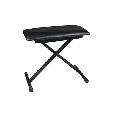 Pyle® 16in.-24in. Adjustable X-Style Keyboard Bench