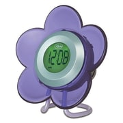 Disney F380ACR Fairies AM/FM Clock Radio, Purple/Grey