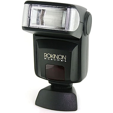 Rokinon® D870AF TTL Bounce Dedicated Camera Flash For Olympus Evolt E510/E520/E620 DSLR Cameras