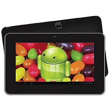 Supersonic® 9in. 8GB Touchscreen Tablet With Android 4.1/Bluetooth/Micro SD/Dual Camera HDMI Input