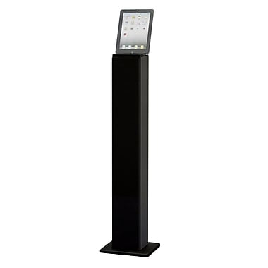 Craig® Tower Speaker Docking System, Black