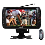"Supersonic® 7"" Portable Rechargeable Digital LCD TV"