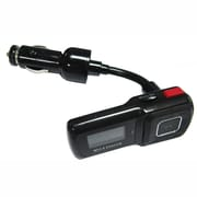 Supersonic® IQ-219 Bluetooth Car Kit With FM Transmitter, USB/Micro SD
