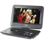 "Naxa® NPD-1003 10"" TFT LCD Swivel Screen Portable DVD Player With USB/SD/MMC Inputs"