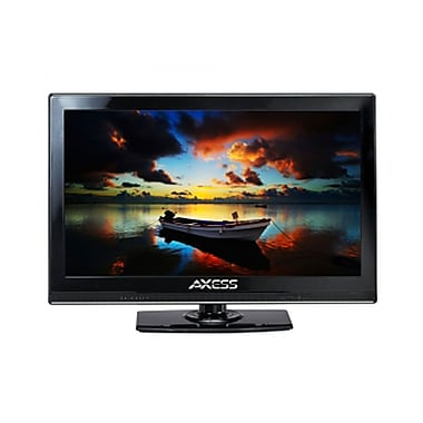 Axess® 15.4in. AC/DC LED Full HDTV With HDMI and USB
