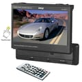 Pyle® PLIDF7 7in. Touchscreen Slide Out TFT/LCD Monitor With Multimedia Disc/CD/MP3/AM/FM Receiver