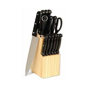 Gibson Trivoli Cutlery Set, 15 Piece