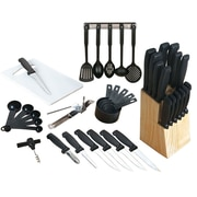 Gibson Flare Cutlery Combo Set, 41 Piece
