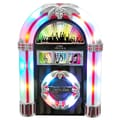 Pyle® PJUB15 Retro Tabletop Radio Jukebox With USB MP3 Playback