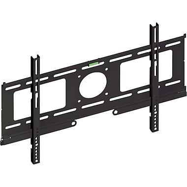 Pyle® PSW701F 23in.-50in. Flush Wall Mount With Built In Level For Flat Panel TV Up To 165 Pounds
