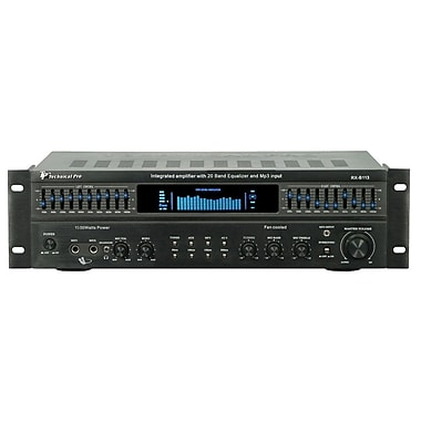 Technical Pro RX113 5.1 Channel Receiver With Built in Equalizer
