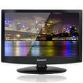 QFX 21.6in. LED TV With ATSC/NTSC TV Tuner, Black