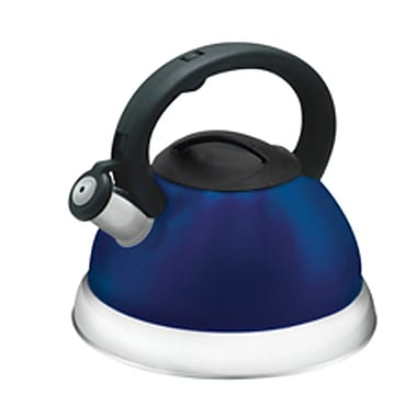 Better Chef® 3 Liter Whistling Tea Kettle, Blue