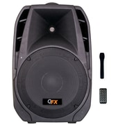 QFX SBX-1504BT Speaker With Built-in Amplifier Bluetooth