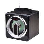 QFX R-54US FM Radio With USB/SD Port