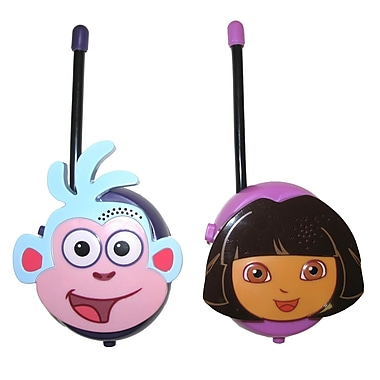 Nickelodeon Dora and Boots Walkie Talkies