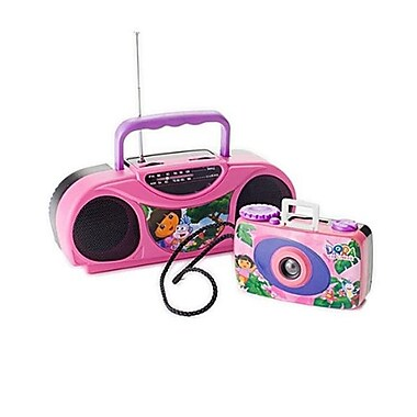 Nickelodeon 41067 Dora Camera & Radio Kit