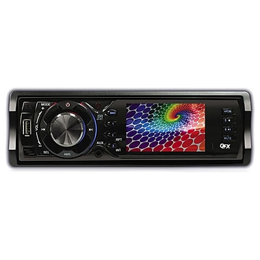 QFX 307TD 3 1/2in. TFT LCD Screen Display TV/Multimedia Player