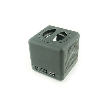 Axion SPK-2BE80 Portable Bluetooth Speaker, Black