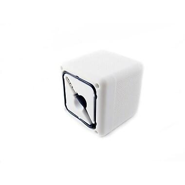 Axion SPK-2BE119 Portable Bluetooth Speaker, Pearl White