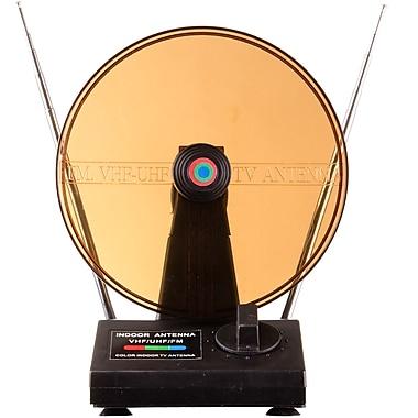 QFX HD/DTV/UHF/VHF/FM 90 deg Rotating Antenna