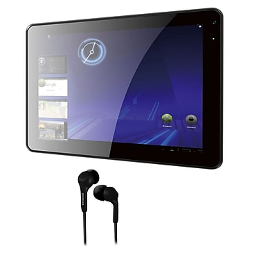 iView® 10in. 8GB Dual Camera Capacitive Tablet PC Bundle With Android 4.0