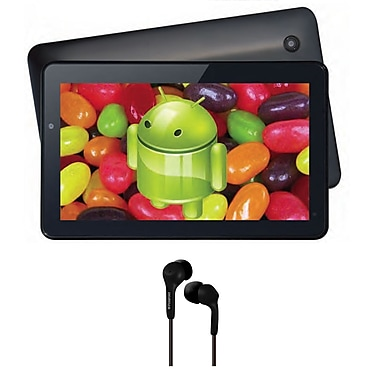Supersonic® 7in. 4GB 1 GHz Touchscreen Tablet Bundle With Android 4.1