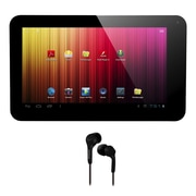 Axess® 7 4GB Dual Camera Tablet With Android 4.1, White Bundle