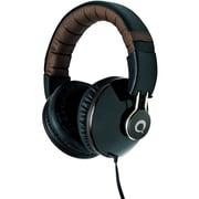 QFX DJ Style Stereo Headphones, Black