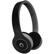 QFX Stereo Headphones, Black