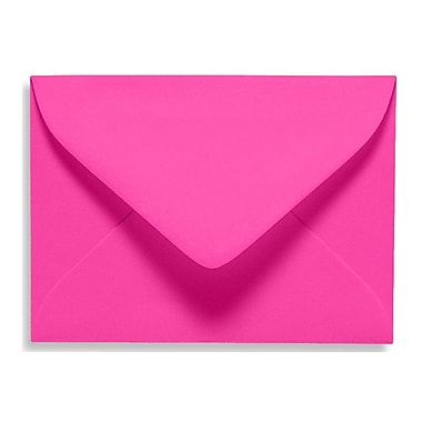 LUX #17 Mini Envelope (2 11/16 x 3 11/16) 1000/Box, Magenta (EXLEVC-10-1000)