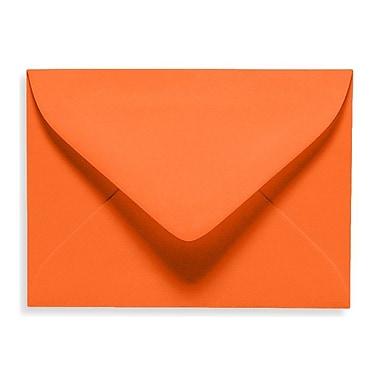 LUX #17 Mini Envelope (2 11/16 x 3 11/16) 500/Box, Mandarin (EXLEVC-11-500)