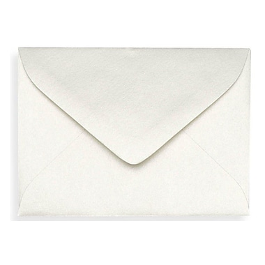 LUX #17 Mini Envelopes (2 11/16 x 3 11/16) 50/Box, Quartz Metallic (MINSDQ-50)