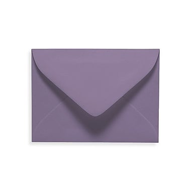 LUX #17 Mini Envelopes (2 11/16 x 3 11/16) 50/Box, Wisteria (LUXLEVC-106-50)