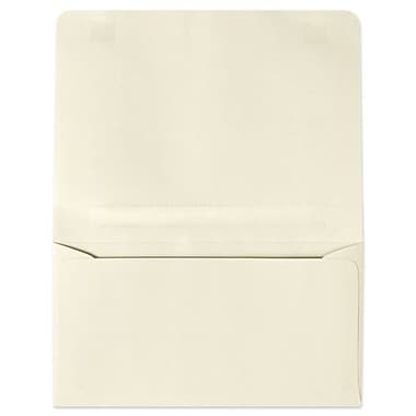 LUX Moistenable Glue #6 2 WayEnvelopes(41/4x61/2Closed), 500/Pack (R3867-500)
