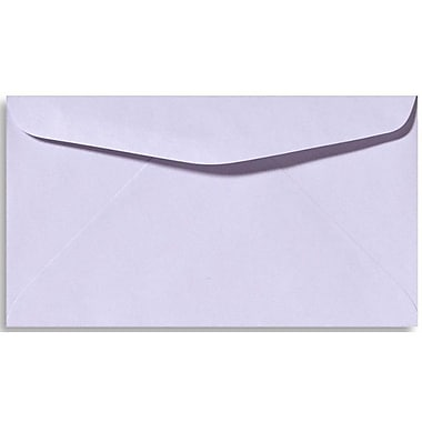 LUX Moistenable Glue #6 3/4 Regular Envelopes (3 5/8 x 6 1/2) 50/Pack, Orchid (28749-50)
