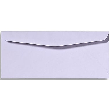 LUX Moistenable Glue #9 Regular Envelopes (3 7/8 x 8 7/8) 500/Box, Orchid (28830-500)