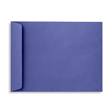 LUX 10 x 13 Open End Envelopes 50/Box, Boardwalk Blue (EX4897-23-50)