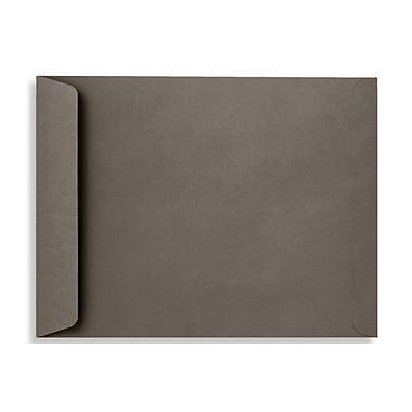 LUX 10 x 13 Open End Envelopes 50/Box, Smoke (EX4897-22-50)