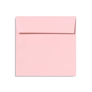LUX 5 1/2 x 5 1/2 Square Envelopes 50/Box, Candy Pink (EX8515-14-50)