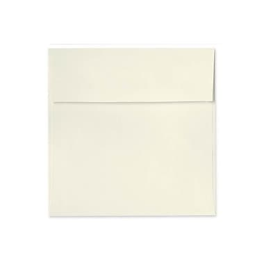 LUX 5 1/2 x 5 1/2 Square Envelopes 500/Box) 500/Box, Natural - 100% Recycled (8515-NPC-500)