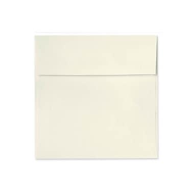 LUX 5 x 5 Square Envelopes 250/Box) 250/Box, Natural (8505-03-250)