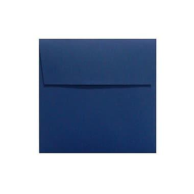 LUX 7 x 7 Square Envelopes 1000/Box, Navy (LUX-8545-103-25)