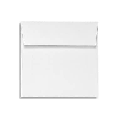 LUX 6 1/2 x 6 1/2 Square Envelopes 500/Box, 70lb. Bright White (10928-500)