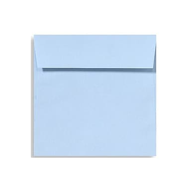 LUX 6 1/2 x 6 1/2 Square Envelopes 250/Box) 250/Box, Baby Blue (EX8535-13-250)