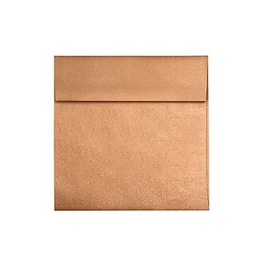 LUX 6 1/2 x 6 1/2 Square Envelopes 500/Box, Copper Metallic (8535-11-500)