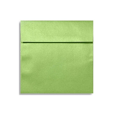 LUX 6 1/2 x 6 1/2 Square Envelopes 250/Box) 250/Box, Fairway Metallic (8535-25-250)