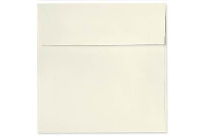 LUX 6 1/2 x 6 1/2 Square Envelopes 1000/Box) 1000/Box, Natural - 100% Recycled (8535-NPC-1000) 385863